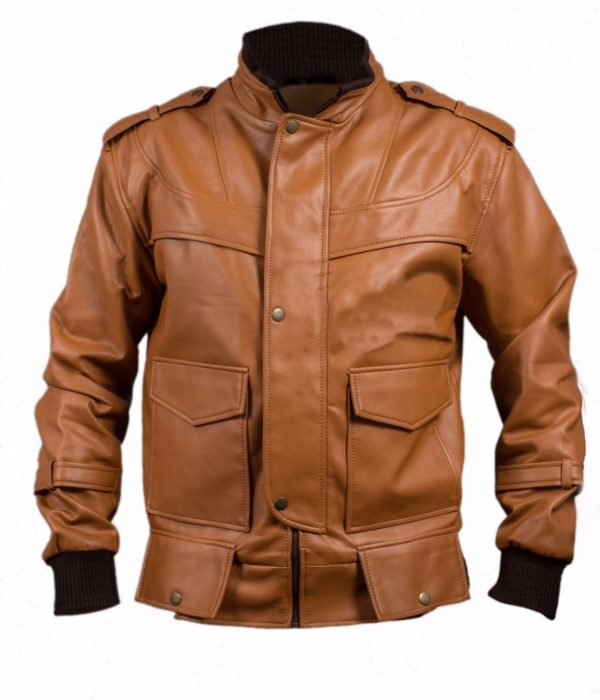 Faux-Leather-Mustard-Bomber-Flap-Pockets-Jacket-with-Mock-Collar__89358.1486742230