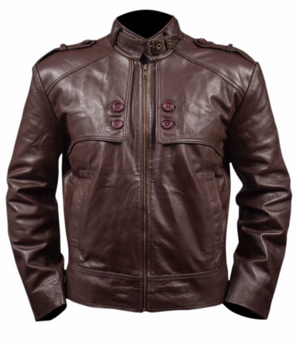 Mens-Slim-Fit-Leather-Jacket-Brown-Flaps-Epaulets-Removable-Collar-Belt1__44772.1486742078